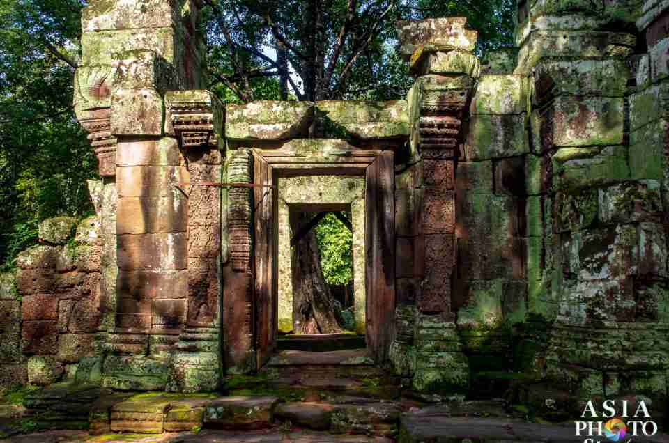 City of Angkor: Banteay Kdei