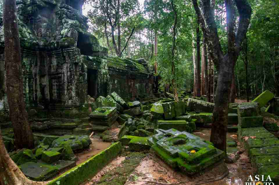 City of Angkor: Ta Nei