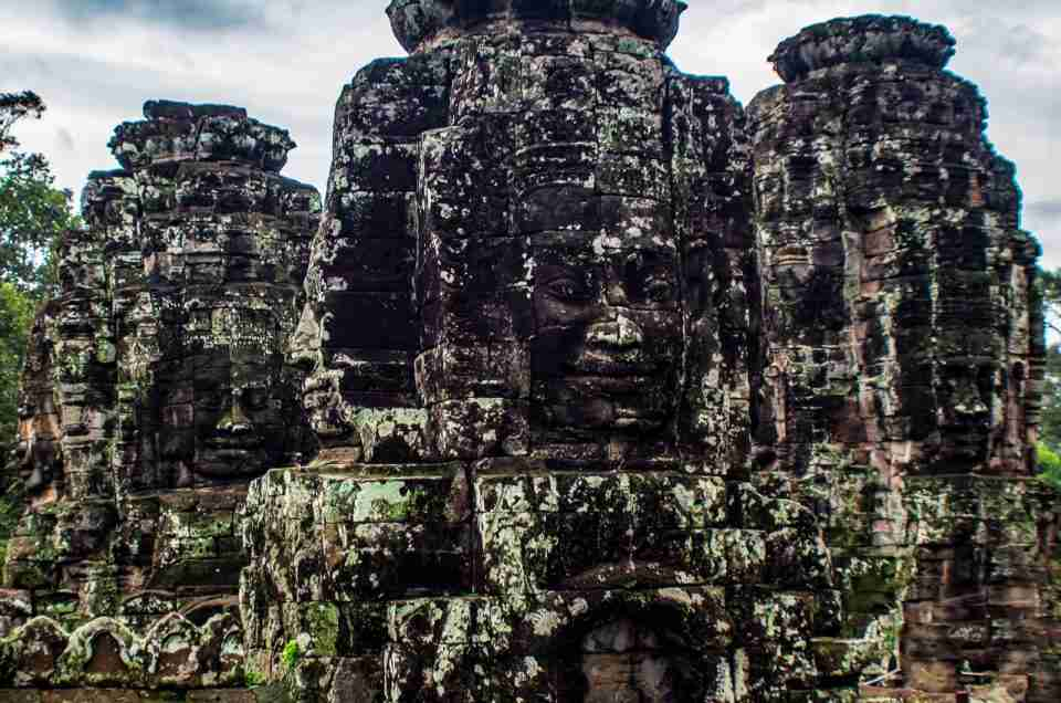 City of Angkor: Bayon