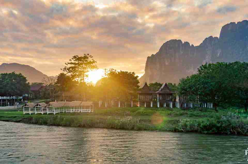 The New Vang Vieng: Laos' hedonistic hotspot pivots  ecotourism, older tourists
